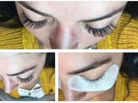 Full Set of Eyelash Extensions $65 Off