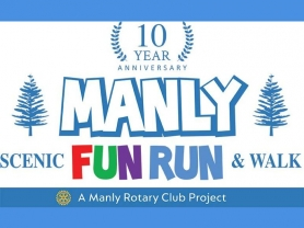 Manly Fun Run 2019