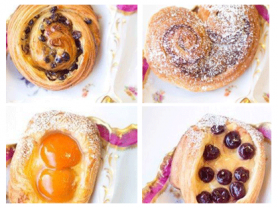 2-4-1 Breakfast Pastry +  Coffee: $8.10, Ganache Patisserie, Think Local Deals