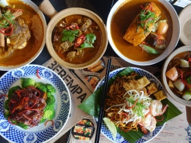 3 Course Malaysian Meal for 2 Only $50, Think Local Deal, Berempah Malaysian Newport