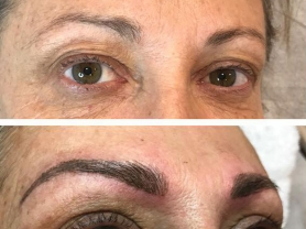 1/2 Price Microblading Brows Now $400, Think Local Deal, SkinFit Therapy