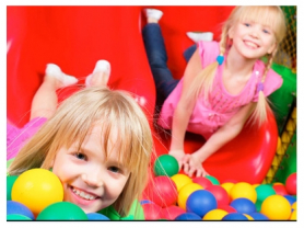2-4-1 Kids Entry + 2 Disney Drinks: $10, Cheeky Monkeys Playhouse, Think Local Deals