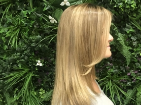 Foils, Treatment, Cut & Blow Dry: $110!, Think Local Deal, House of Manes