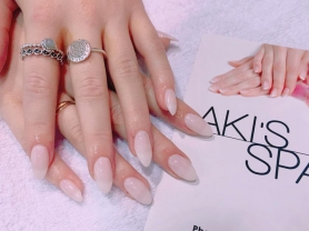 Shellac Mani & Pedi  + Free hand wax, Aki's Perfet 10, Think Local Deals