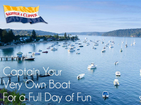 Hire A Boat For The Day At Half Price!, Skipper a Clipper, Think Local Deals