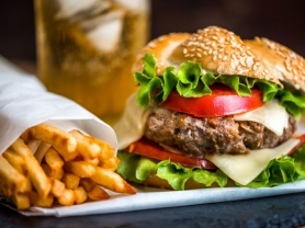 Saturday: 2-4-1 Burger & Chips Only $14!, Think Local Deal, Castle Cove Golf Club