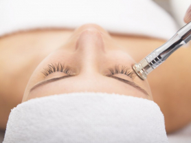 50% Off Microdermabrasion & Facial $189, Aki's Spa Eyelash & Beauty, Think Local Deal