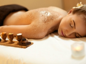 Mother's Day Body Scrub & Massage $75, Think Local Deal, Touch of Heaven