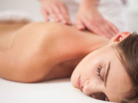 1 Hour Full Body Swedish Massage: $69, Think Local Deal, Touch of Heaven