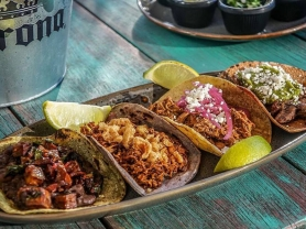 $90 of Mexican Food & Drinks for $60!, Think Local Deal, El Gusano Taqueria